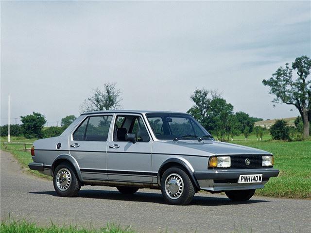 Volkswagen Jetta I 1979 - 1984 Sedan #7