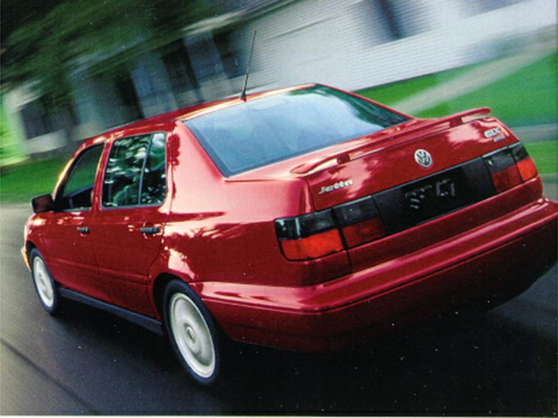 Volkswagen Jetta III 1992 - 1998 Sedan #5