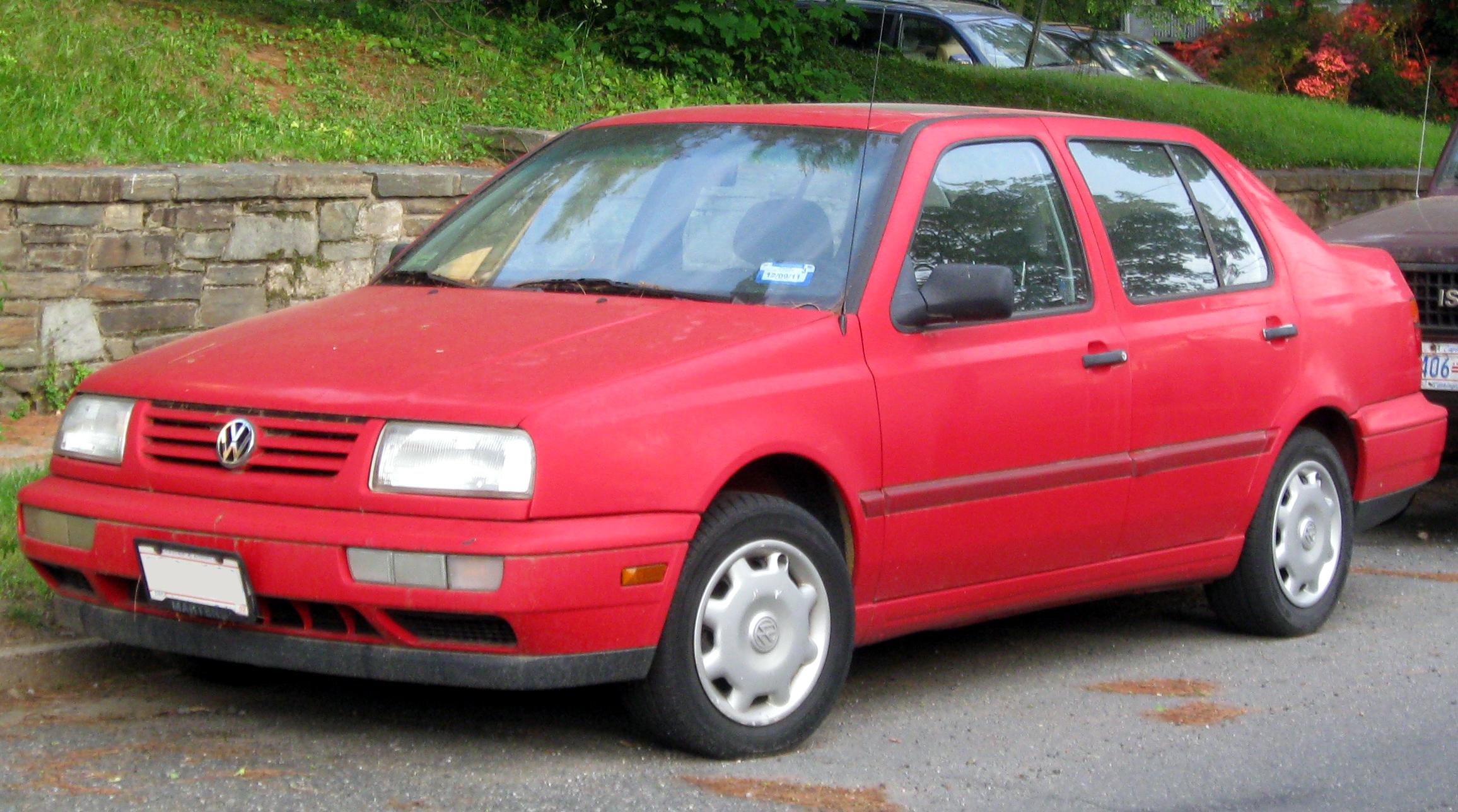 Volkswagen Jetta III 1992 - 1998 Sedan #4