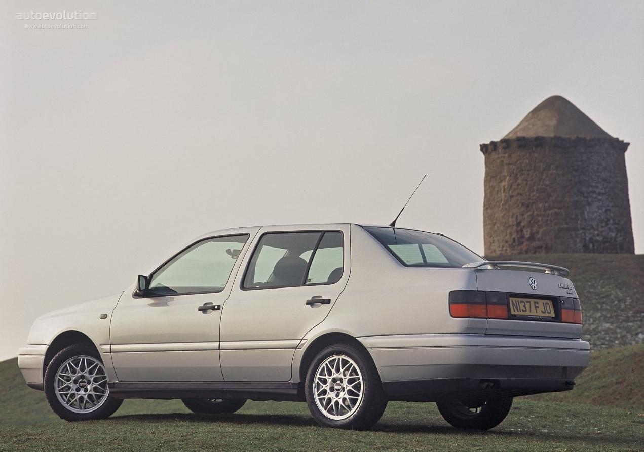 Volkswagen Jetta III 1992 - 1998 Sedan #7