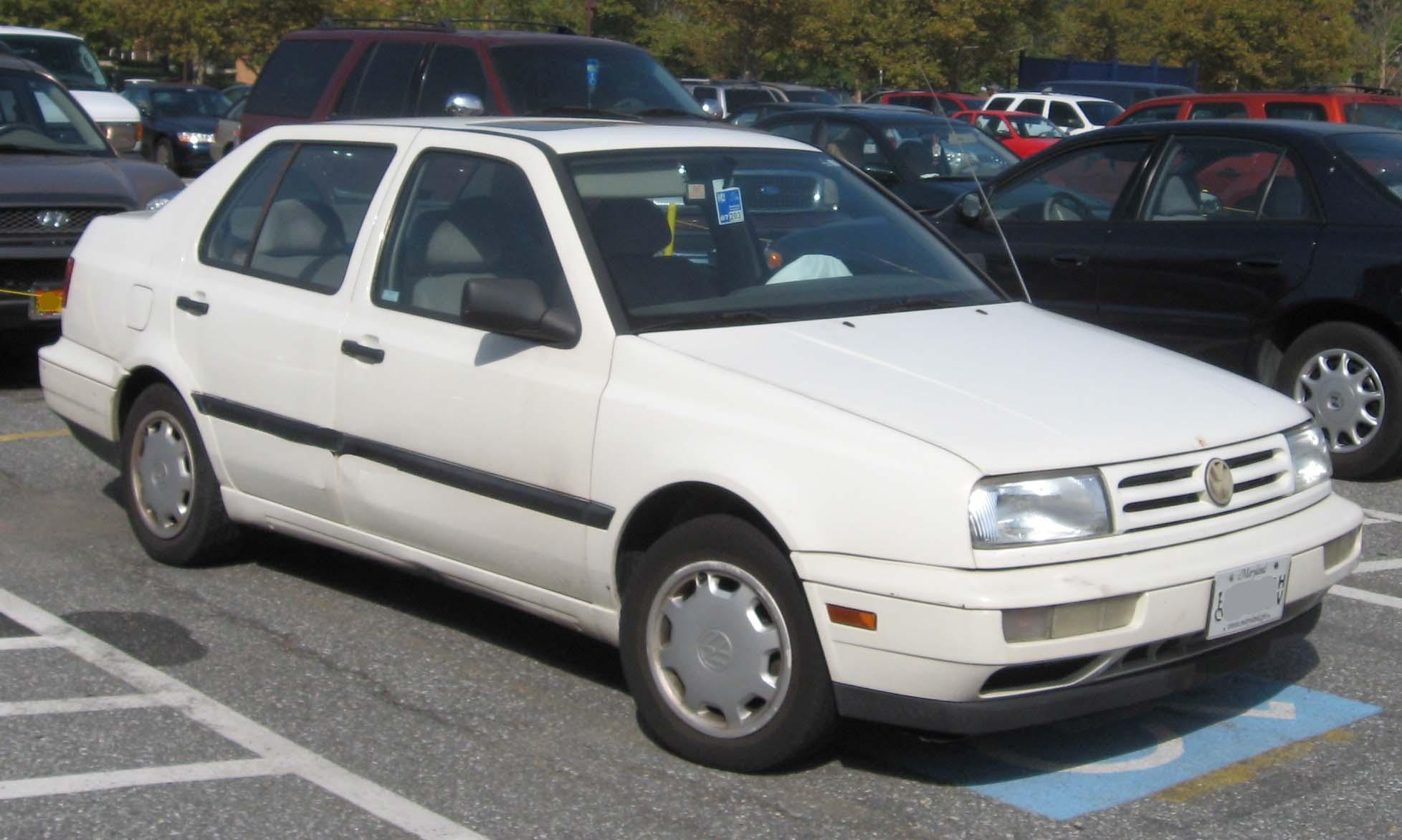 Volkswagen Jetta III 1992 - 1998 Sedan #2