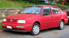 Volkswagen Jetta III 1992 - 1998 Sedan #8