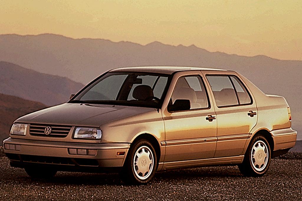 Volkswagen Jetta III 1992 - 1998 Sedan #6