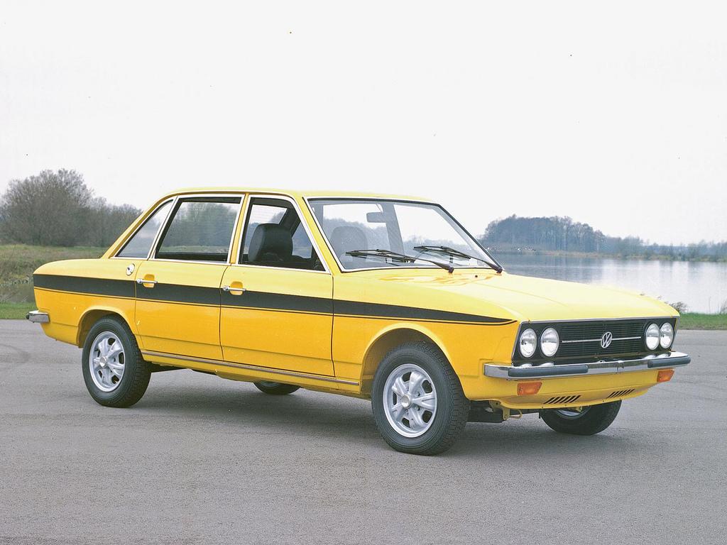 Volkswagen K70 1969 - 1974 Sedan #5