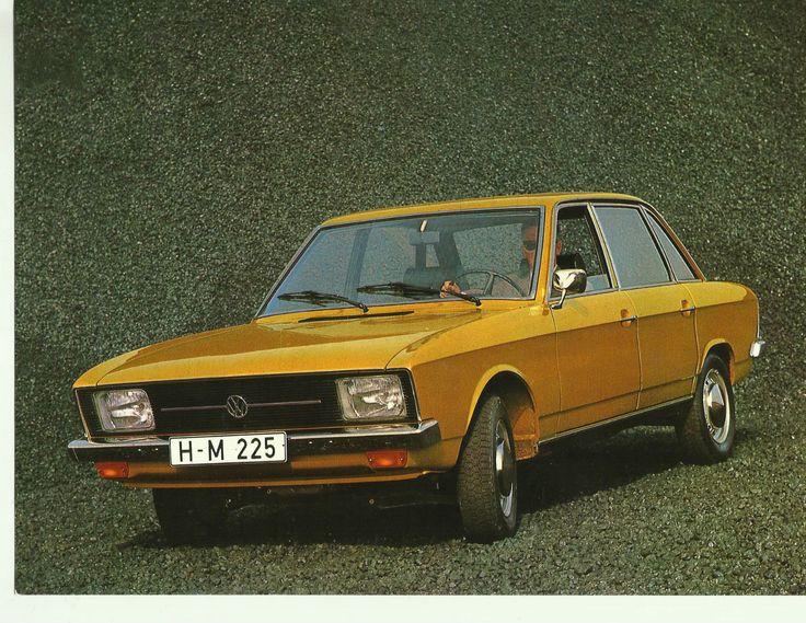 Volkswagen K70 1969 - 1974 Sedan #1