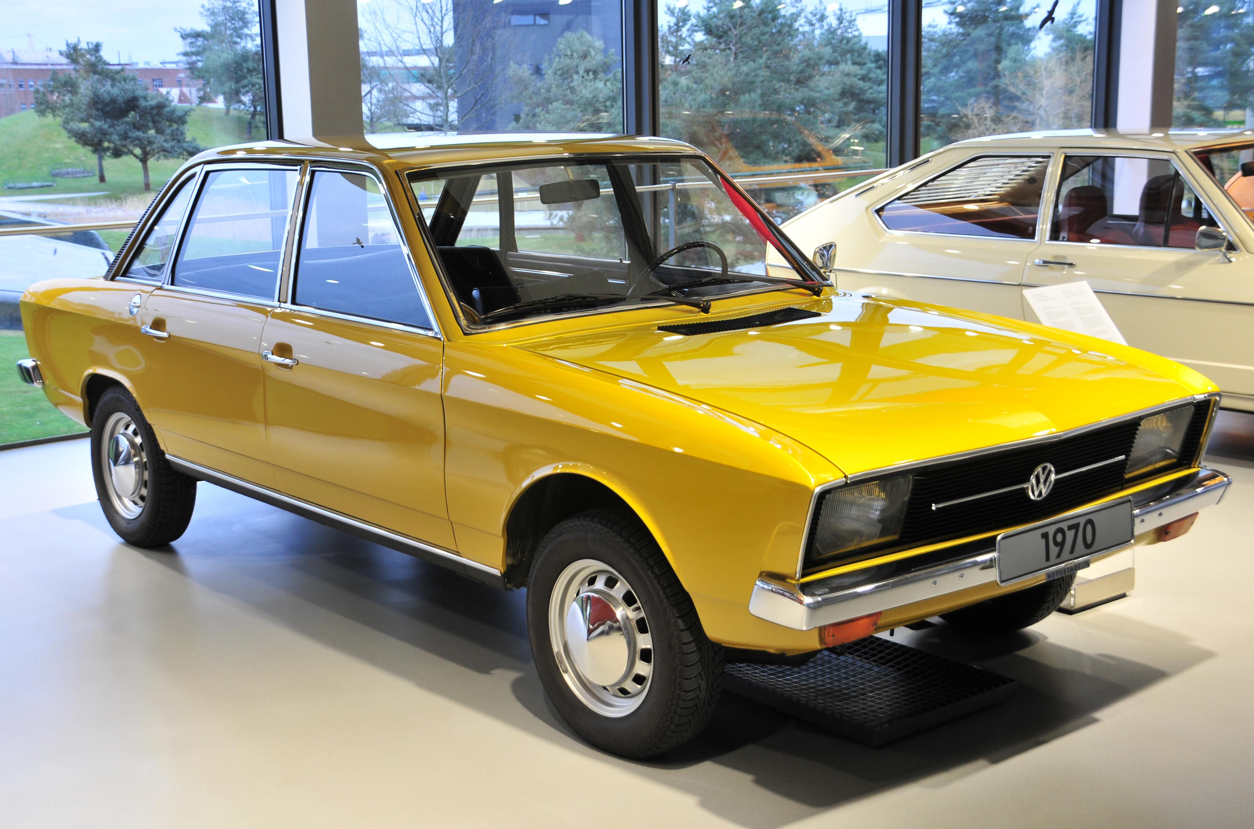 Volkswagen K70 1969 - 1974 Sedan #6