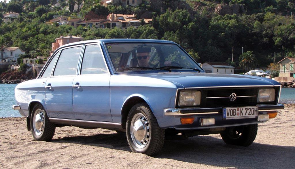 Volkswagen K70 1969 - 1974 Sedan #7