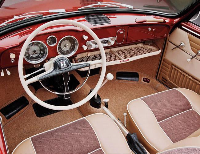 Volkswagen Karmann-Ghia I (Type 14) 1955 - 1974 Cabriolet #5