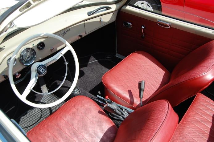 Volkswagen Karmann-Ghia I (Type 14) 1955 - 1974 Cabriolet #3