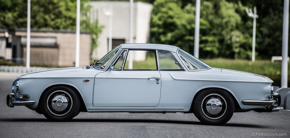 Volkswagen Karmann-Ghia II (Type 34) 1961 - 1969 Coupe #6