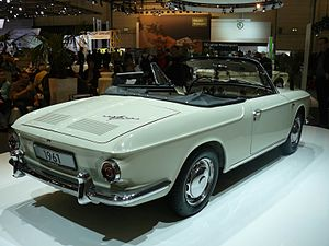Volkswagen Karmann-Ghia II (Type 34) 1961 - 1969 Coupe #7