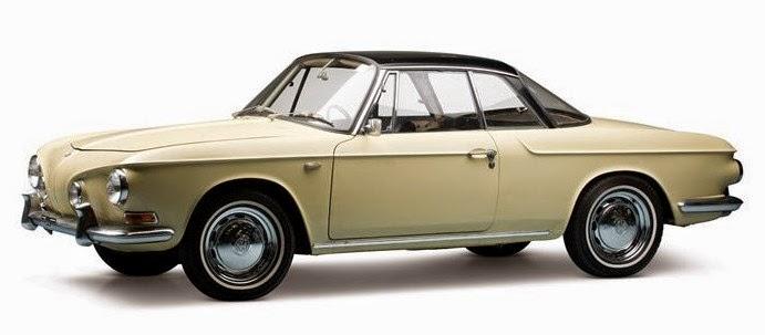 Volkswagen Karmann-Ghia II (Type 34) 1961 - 1969 Coupe #5