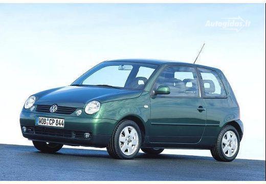 Volkswagen Lupo 1998 - 2005 Hatchback 3 door #1