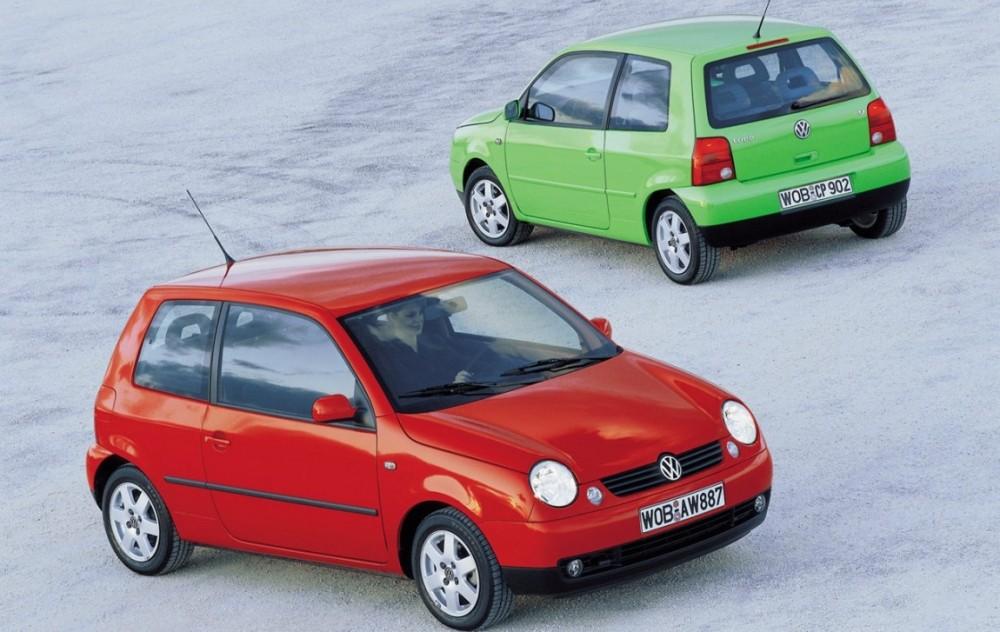 Volkswagen Lupo 1998 - 2005 Hatchback 3 door #2