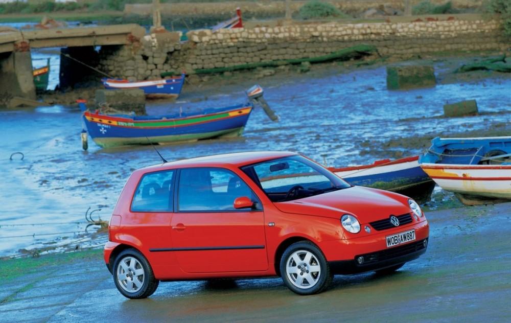 Volkswagen Lupo 1998 - 2005 Hatchback 3 door #3