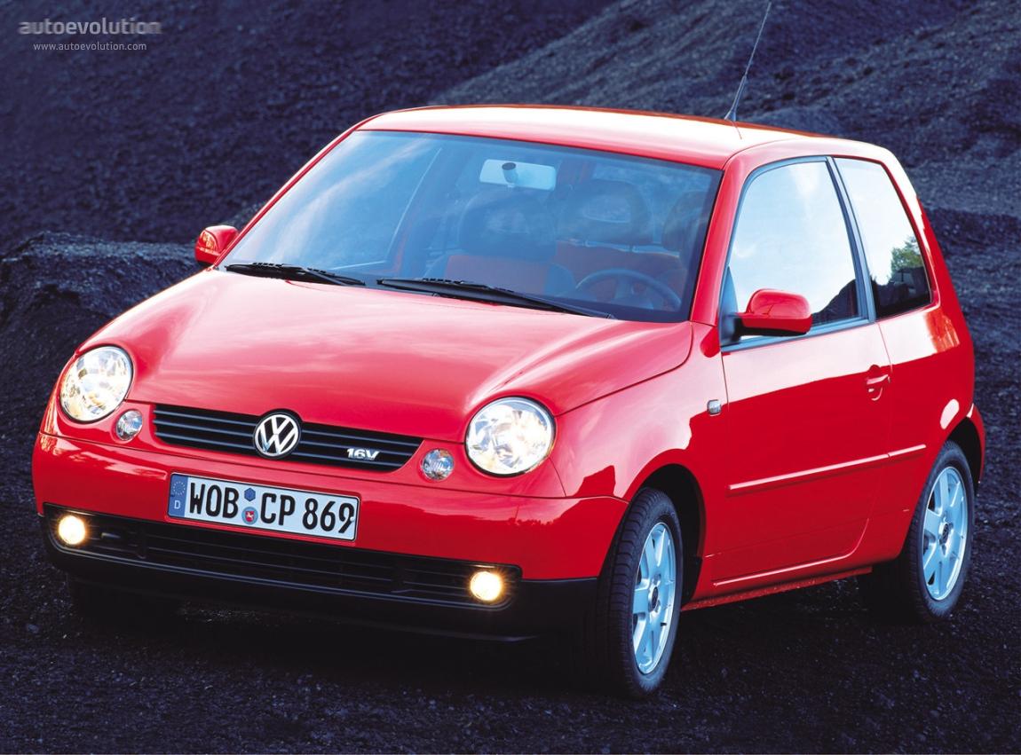 Volkswagen Lupo 1998 - 2005 Hatchback 3 door #5
