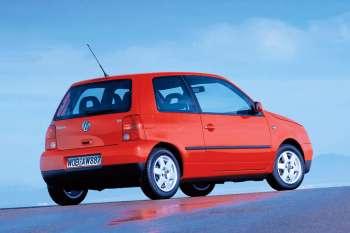 Volkswagen Lupo 1998 - 2005 Hatchback 3 door #8
