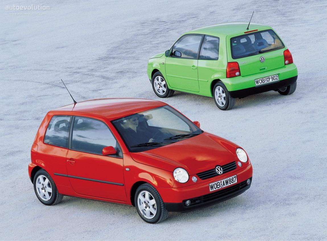 Volkswagen Lupo 1998 - 2005 Hatchback 3 door #6