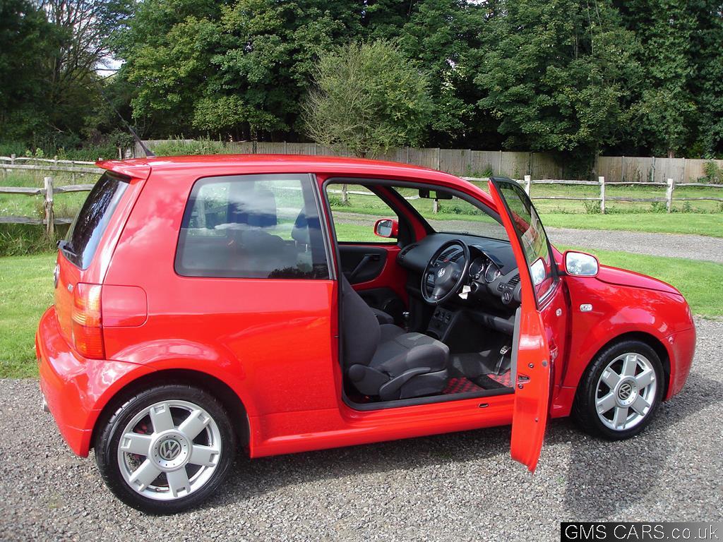 Volkswagen Lupo GTI 2000 - 2005 Hatchback 3 door #3