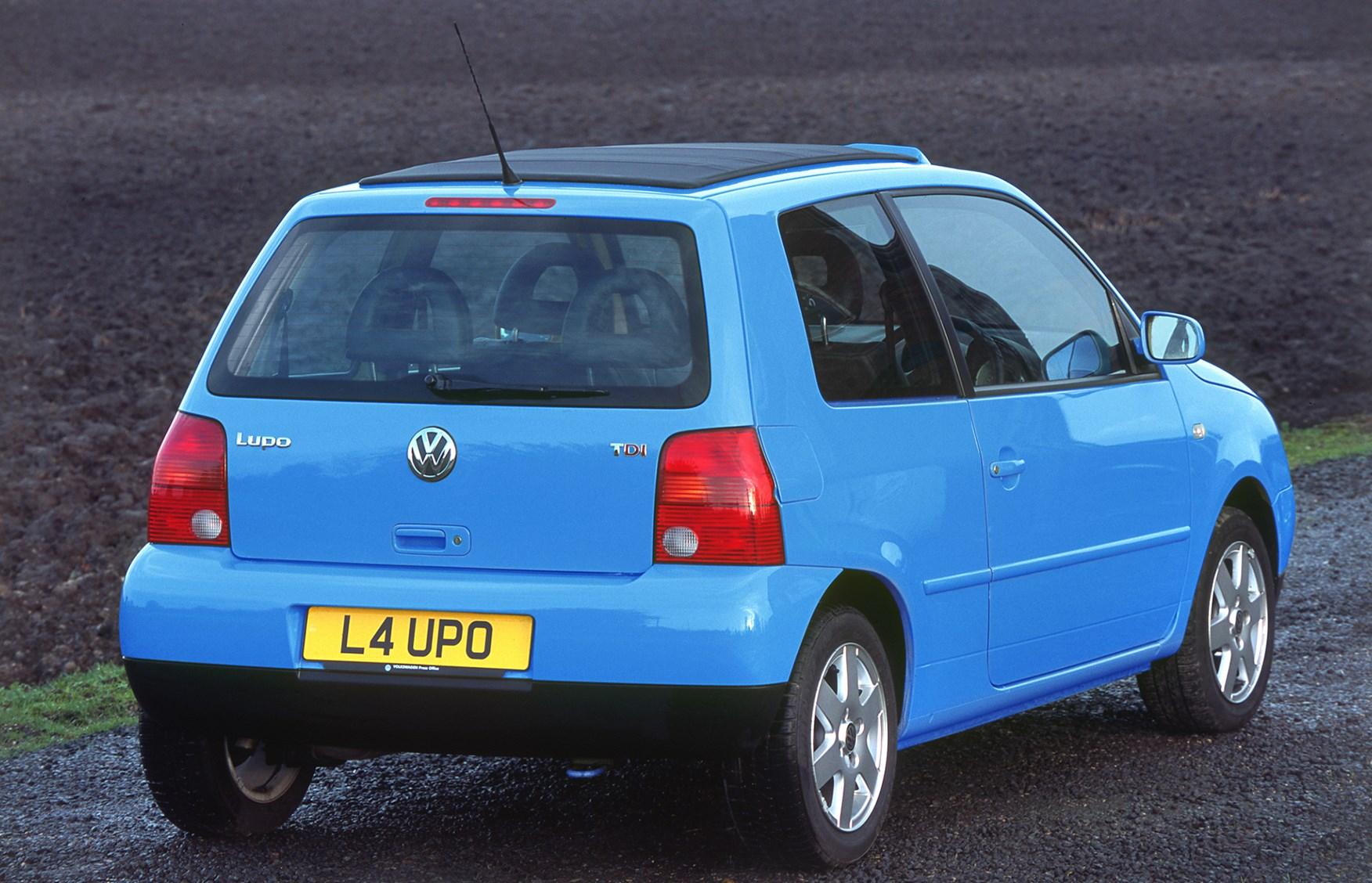 Volkswagen Lupo GTI 2000 - 2005 Hatchback 3 door #6