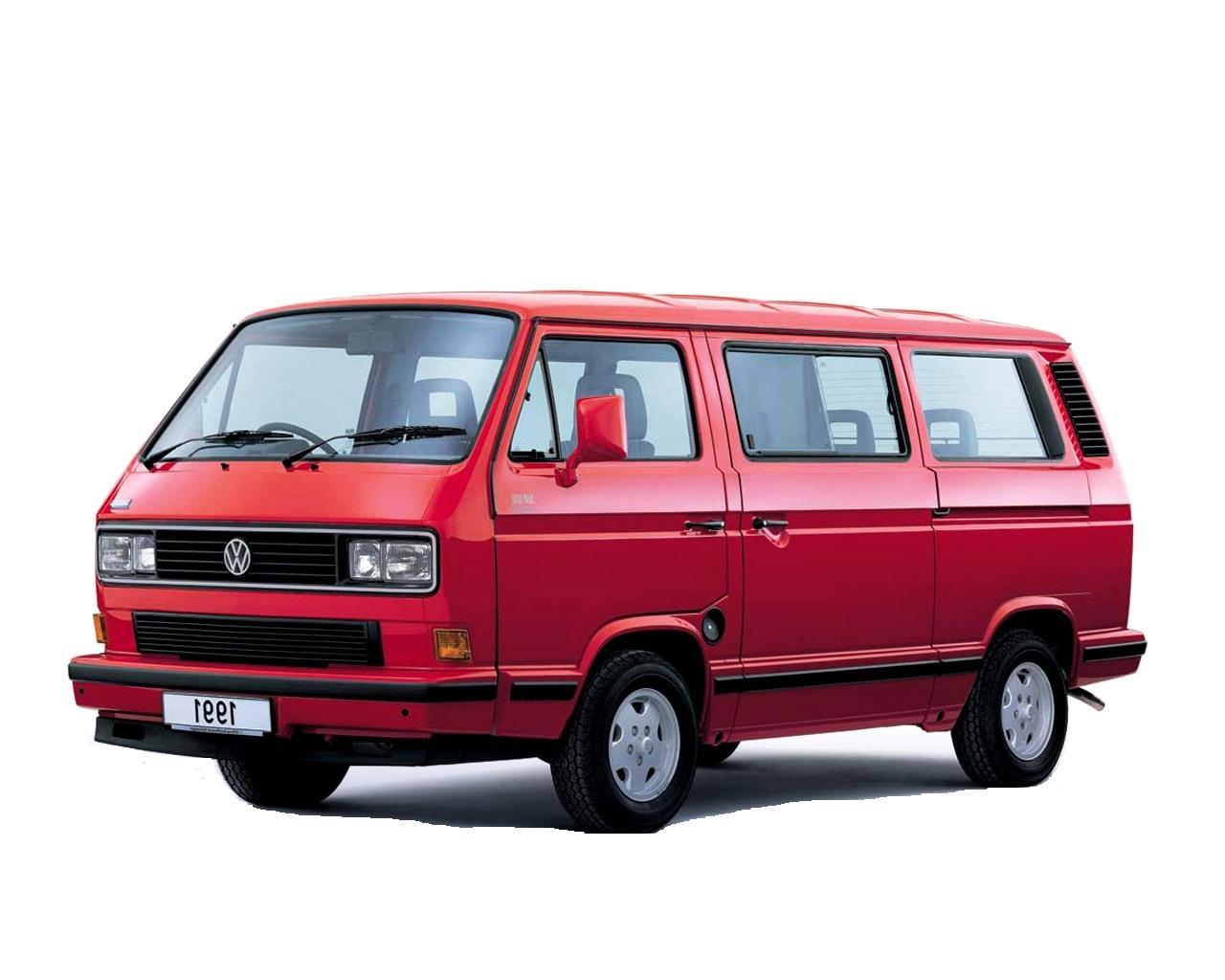 Volkswagen Multivan T3 1984 - 1992 Minivan #3