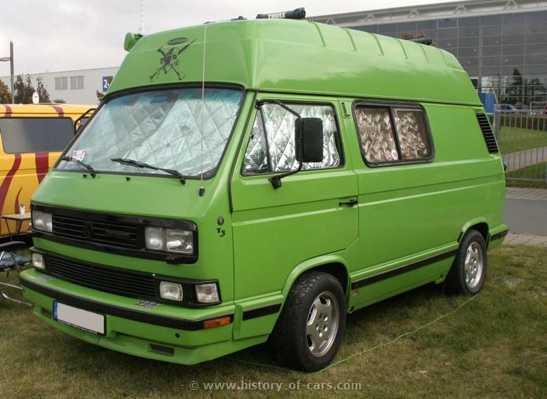 Volkswagen Multivan T3 1984 - 1992 Minivan #5