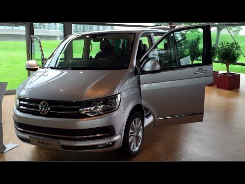 Volkswagen Multivan T6 2015 - now Minivan #2
