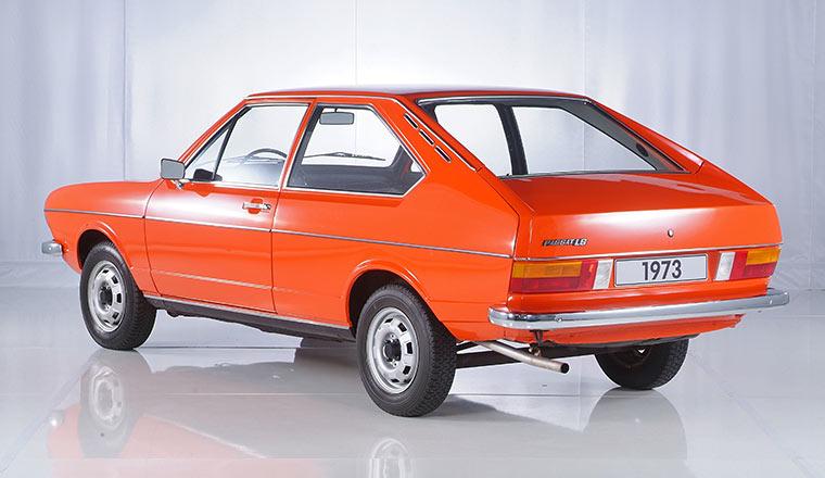 Volkswagen Passat B1 1973 - 1980 Hatchback 3 door #1