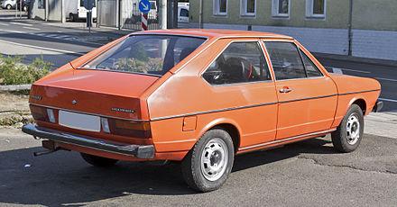 Volkswagen Passat B1 1973 - 1980 Hatchback 3 door #4