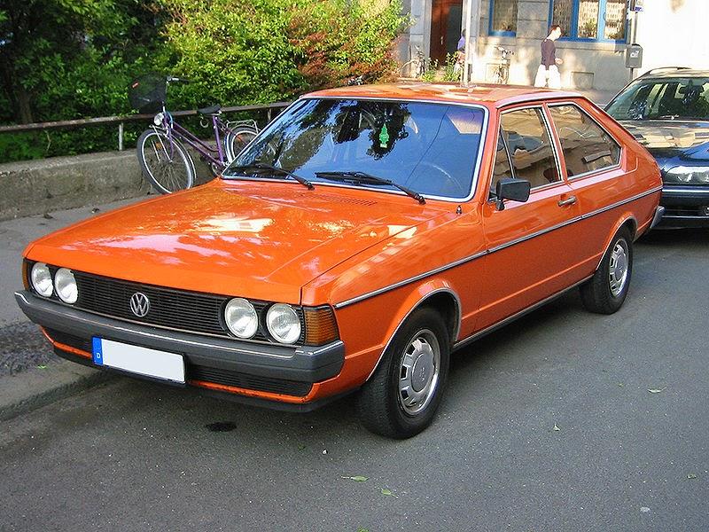 Volkswagen Passat B1 1973 - 1980 Hatchback 3 door #7