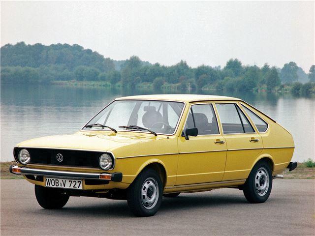 Volkswagen Passat B1 1973 - 1980 Hatchback 3 door #5