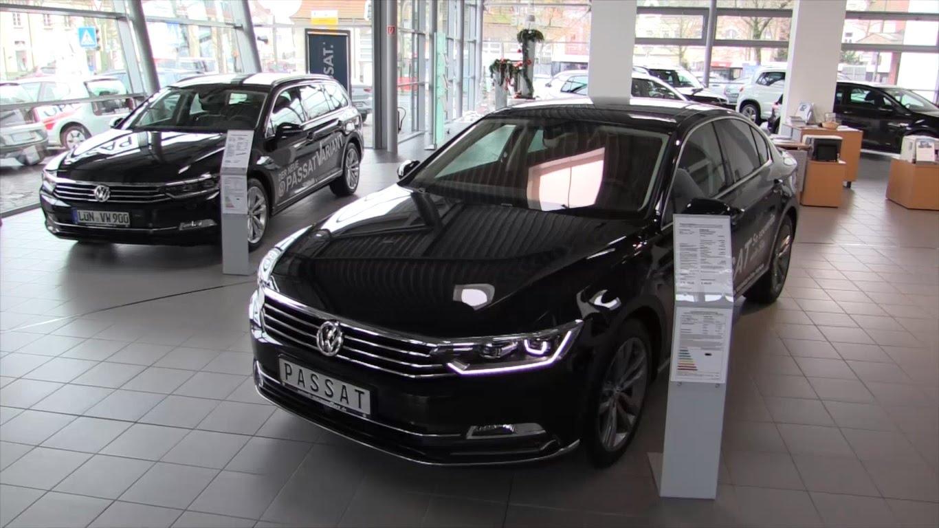 Volkswagen Passat B8 2015 - now Sedan #7