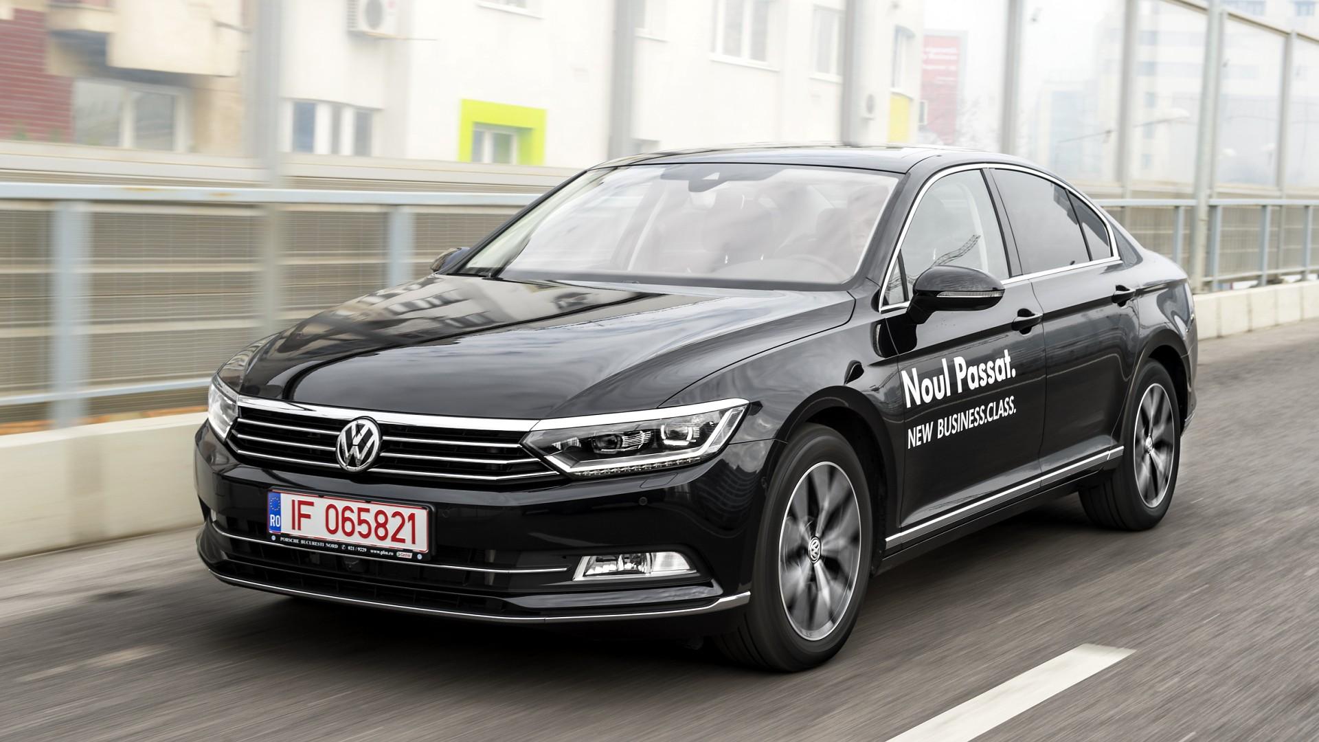 Volkswagen Passat B8 2015 - now Sedan #3