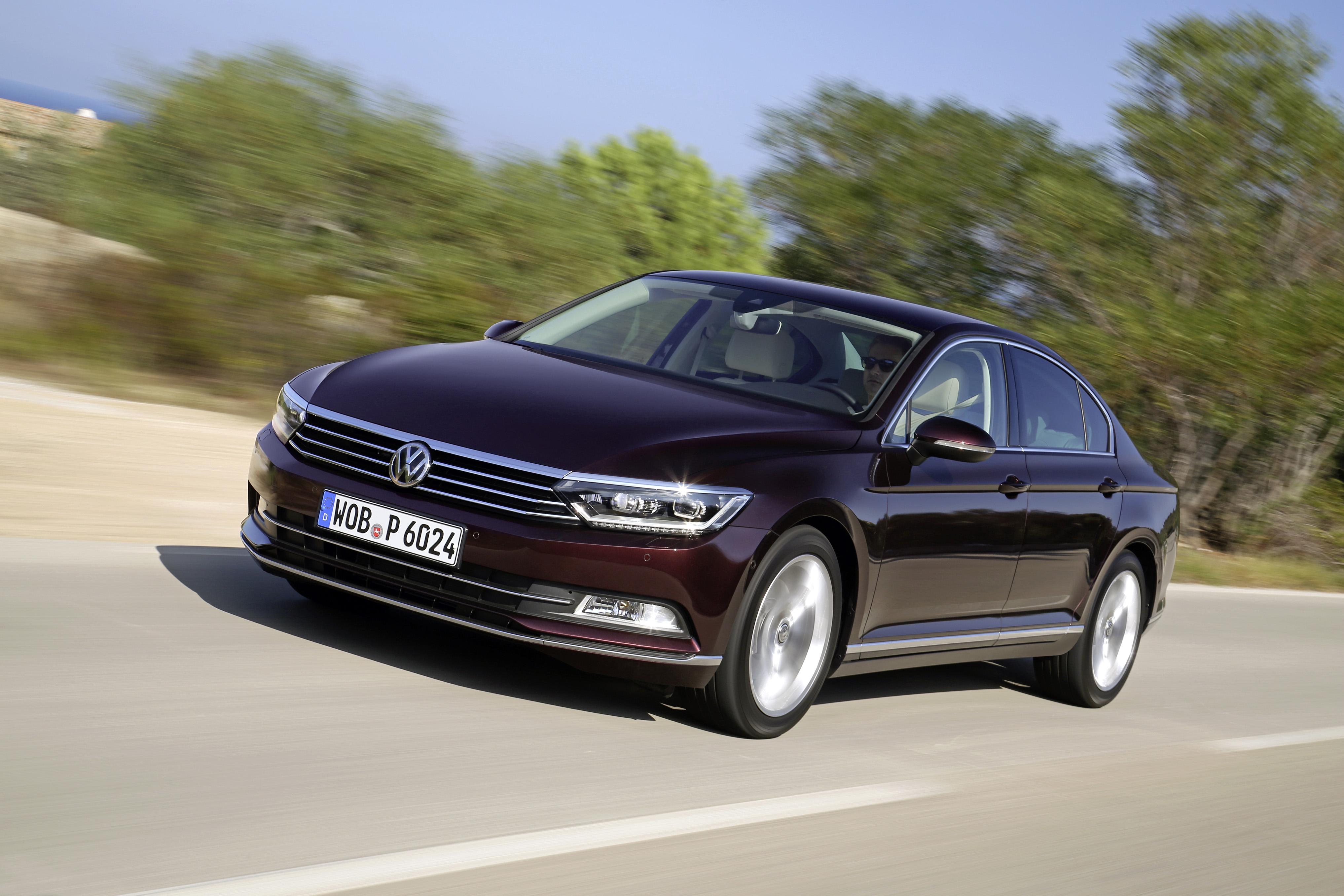 Volkswagen Passat B8 2015 - now Sedan #2