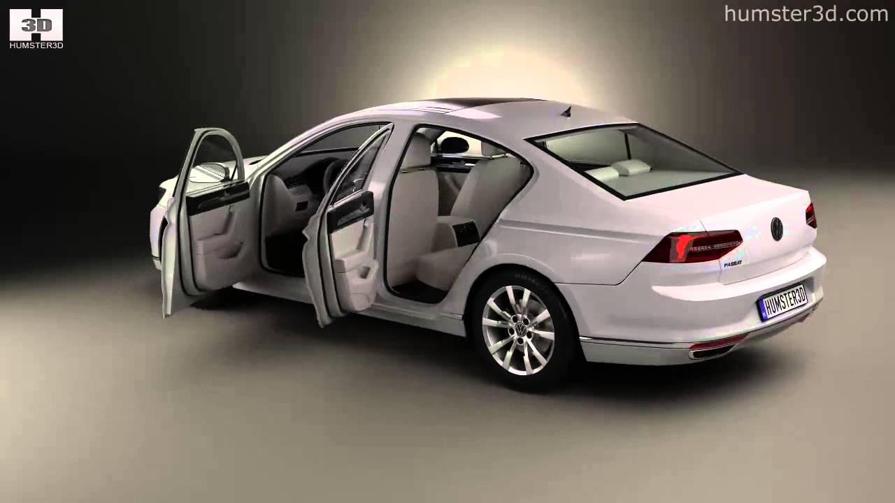 Volkswagen Passat B8 2015 - now Sedan #8