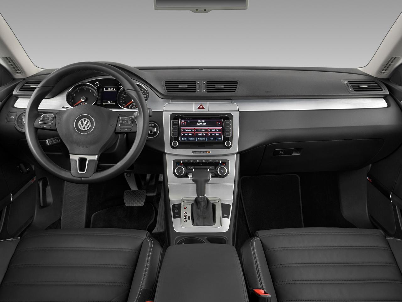 Volkswagen Passat CC I 2008 - 2012 Sedan #5