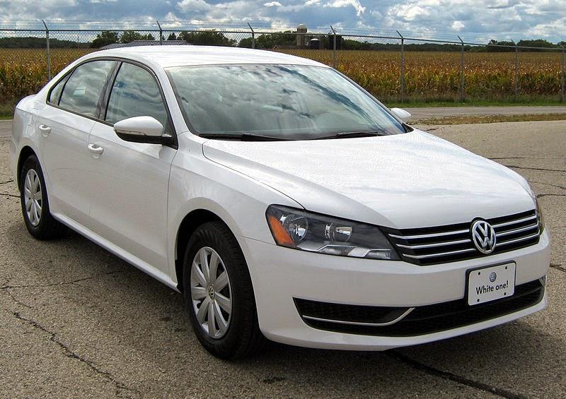 Volkswagen Passat (North America) 2011 - now Sedan #7