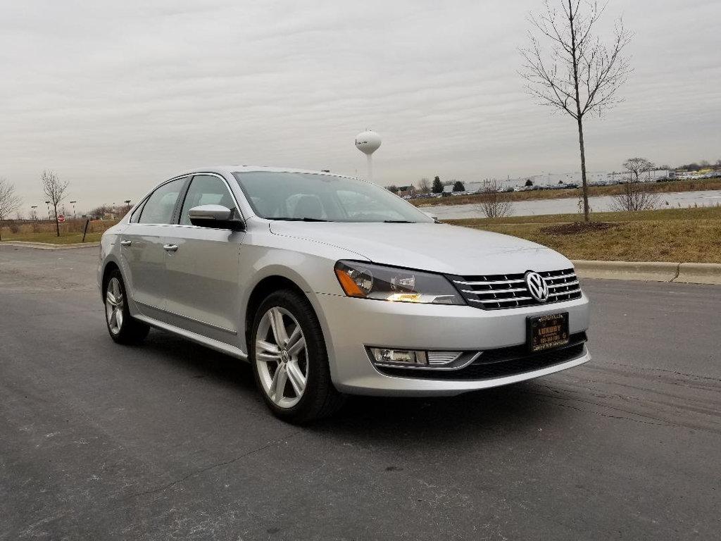 Volkswagen Passat (North America) 2011 - now Sedan #2