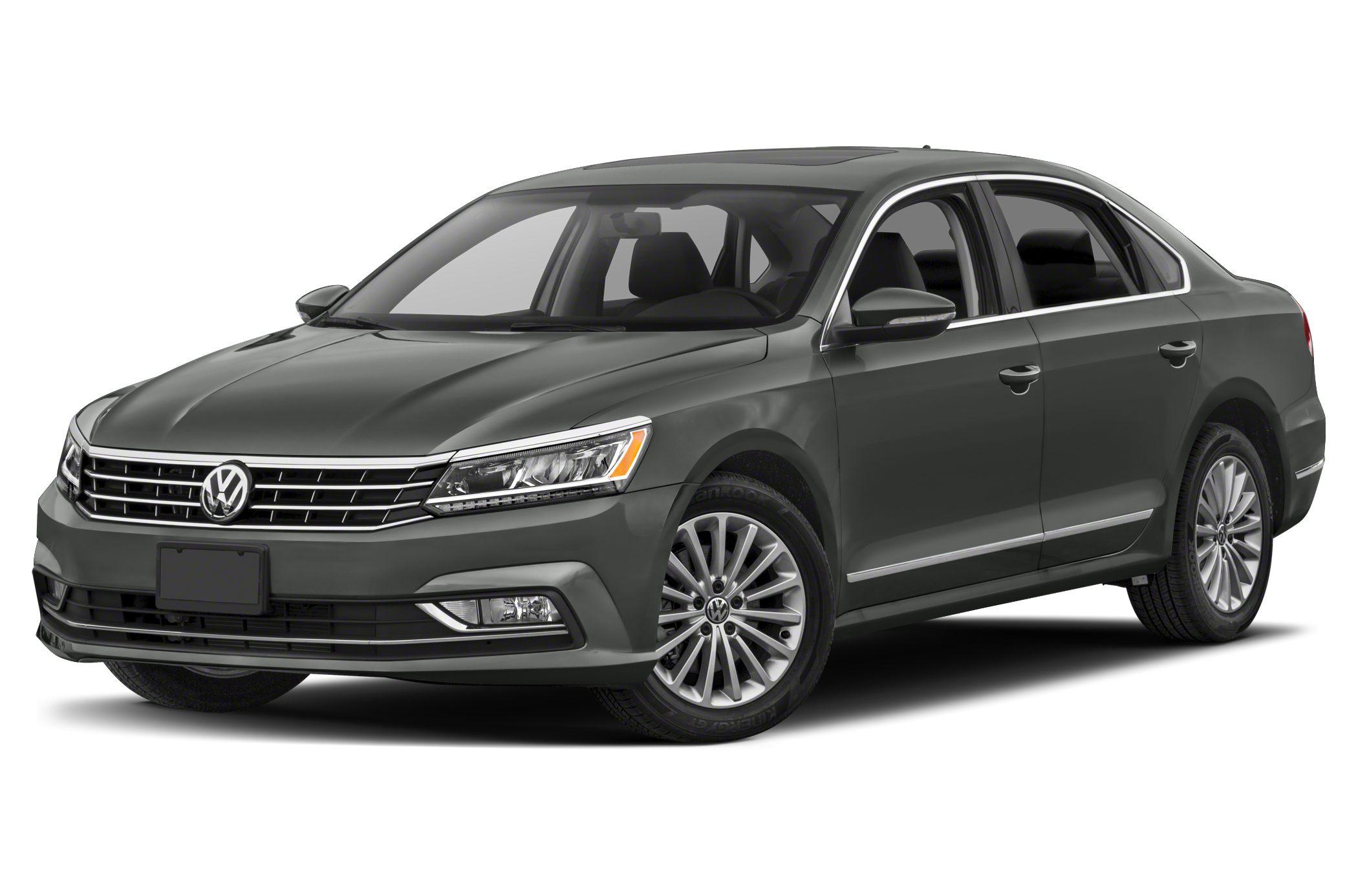 Volkswagen Passat (North America) 2011 - now Sedan #3