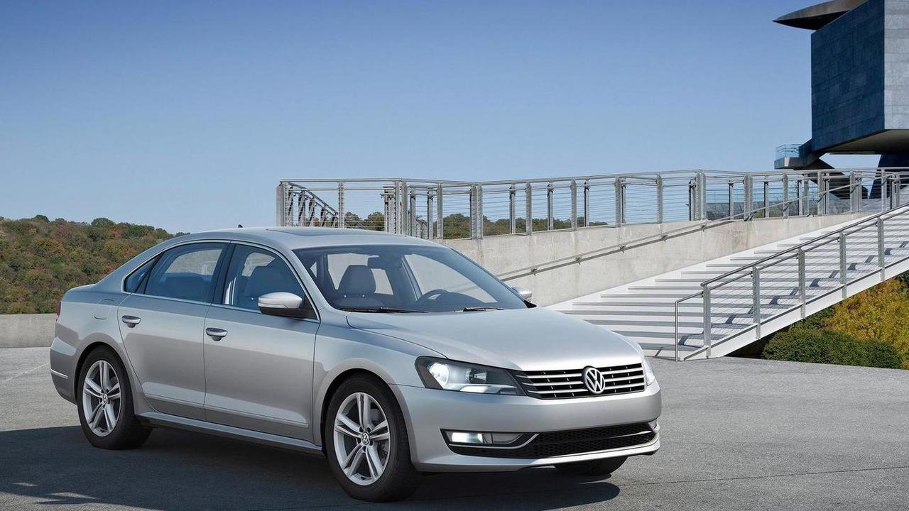 Volkswagen Passat (North America) 2011 - now Sedan #6
