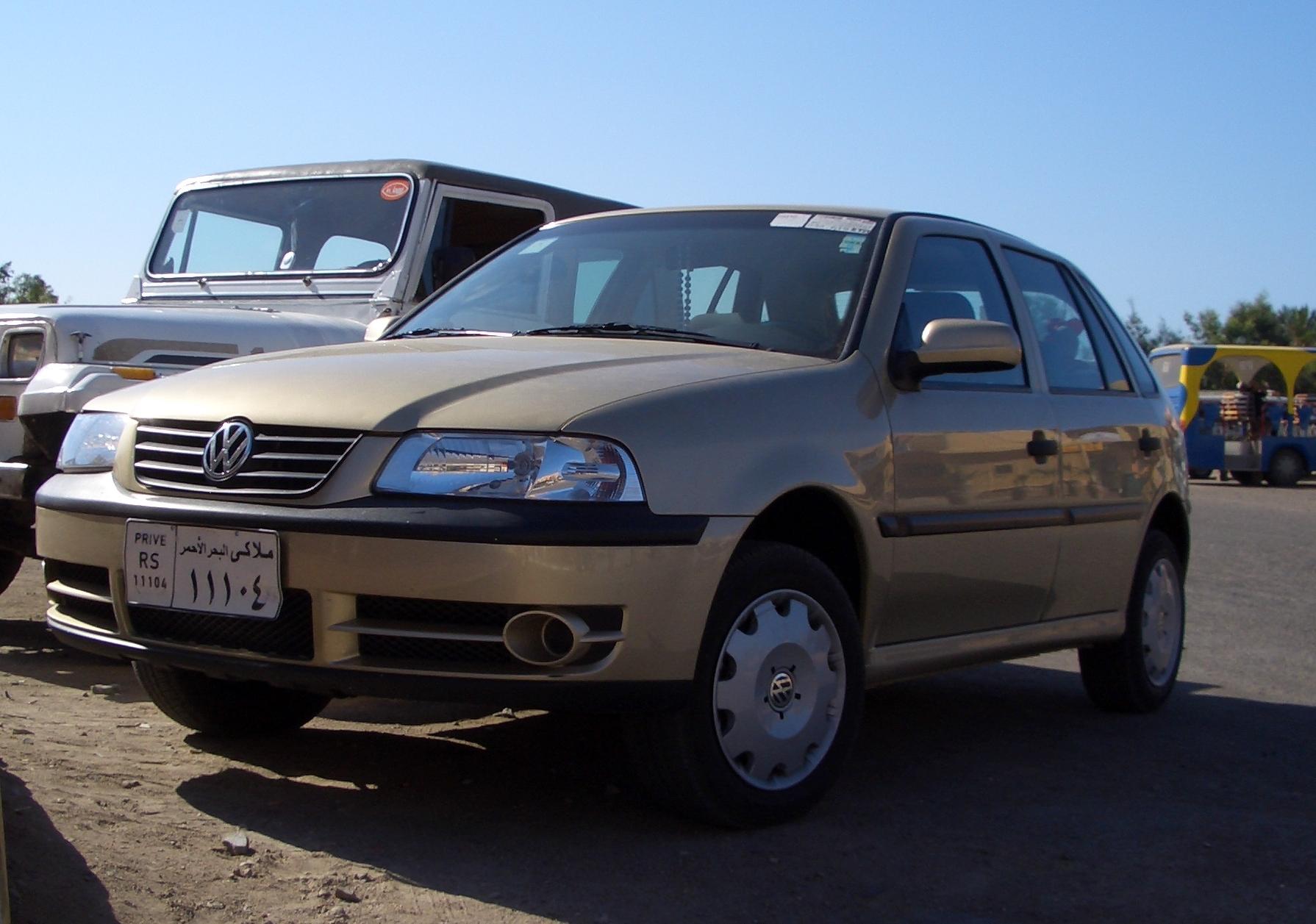 Volkswagen Pointer 2004 - 2006 Hatchback 5 door #3