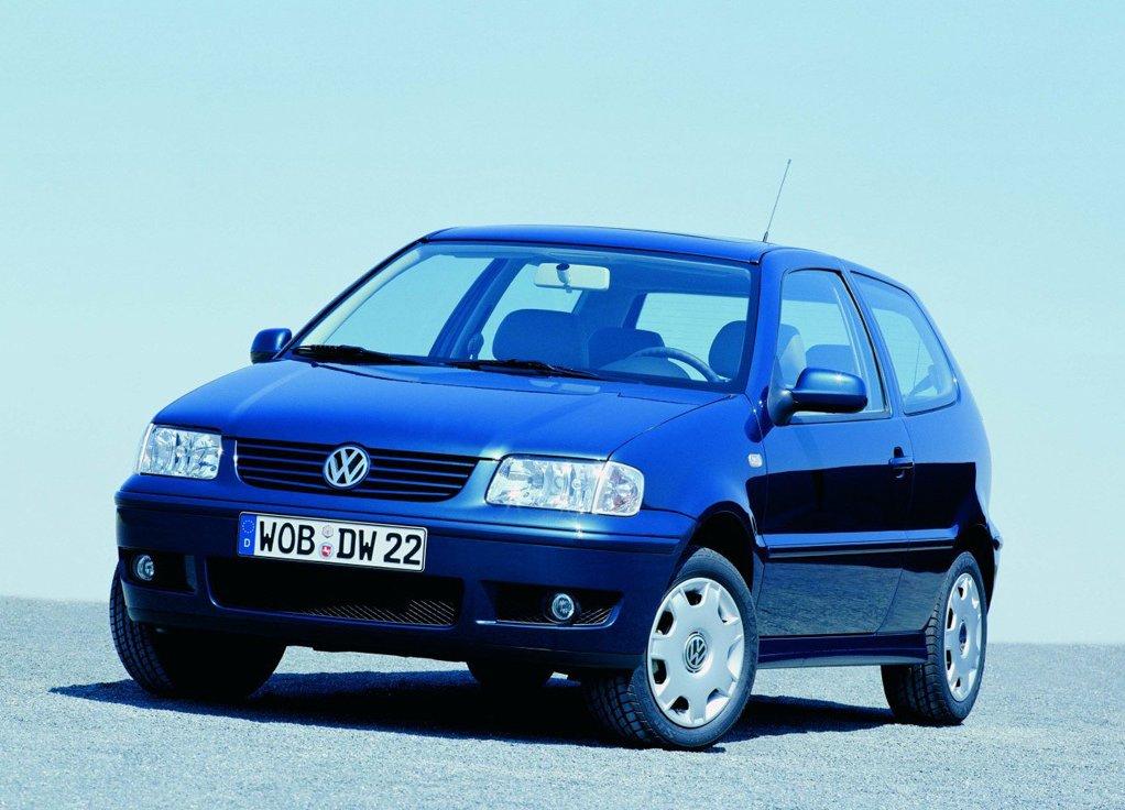Volkswagen Polo III 1994 - 2001 Sedan #6