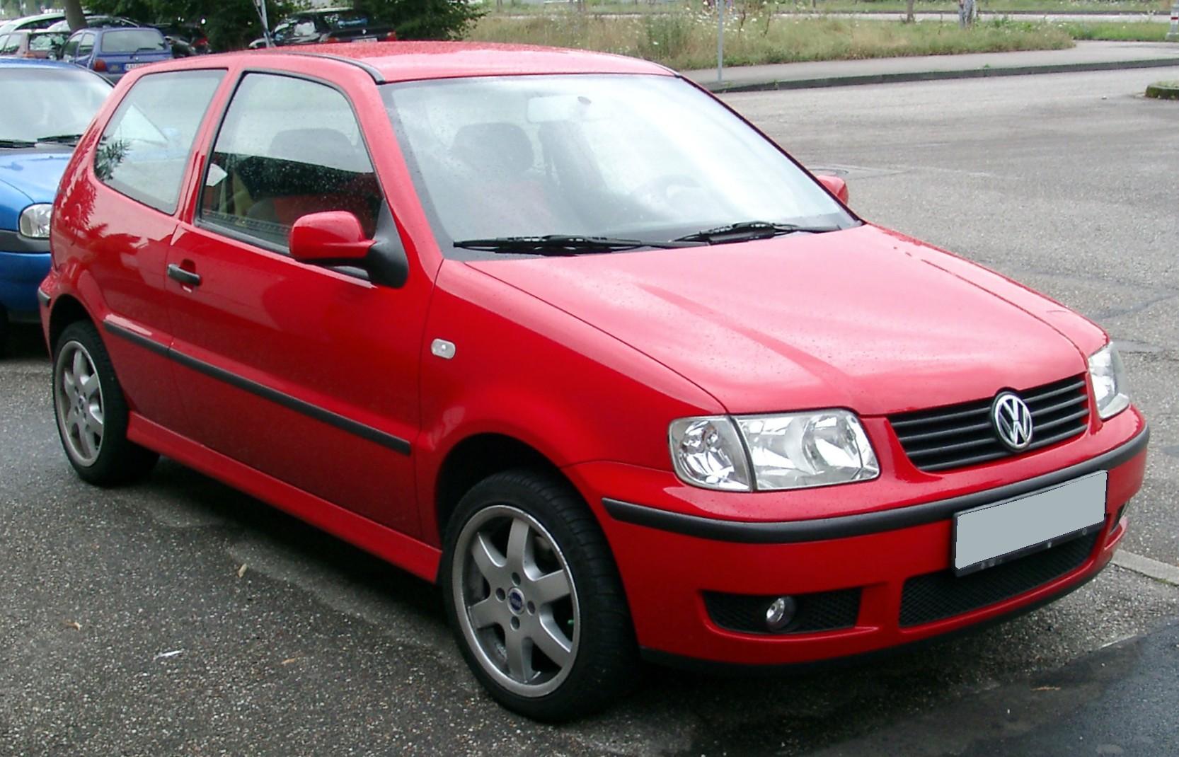 Volkswagen Polo III 1994 - 2001 Station wagon 5 door #3