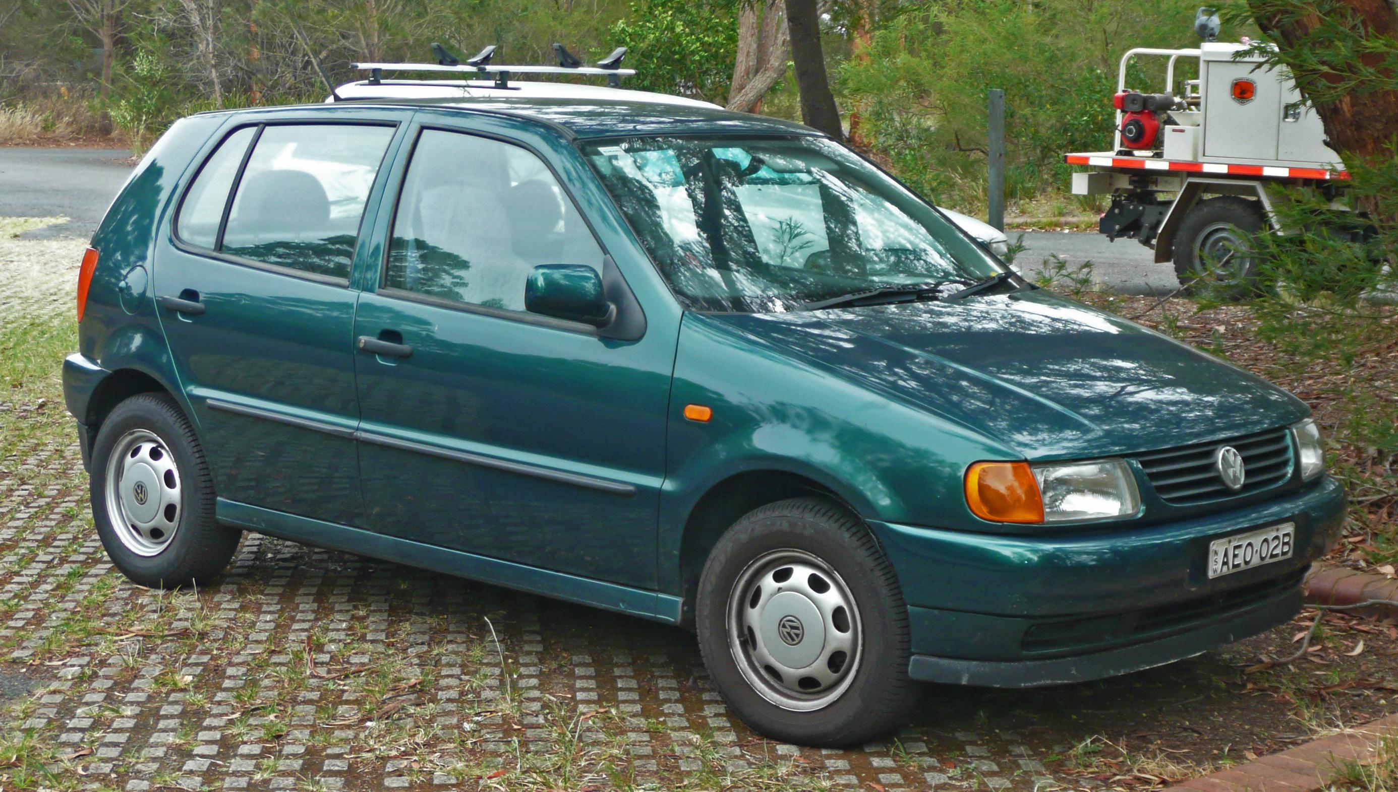 Volkswagen Polo III 1994 - 2001 Station wagon 5 door #5