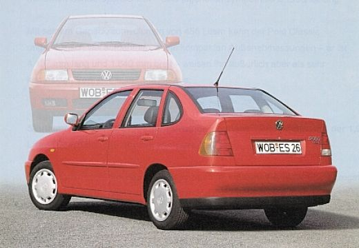 Volkswagen Polo III 1994 - 2001 Sedan #5