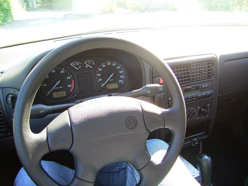 Volkswagen Polo III 1994 - 2001 Sedan #2