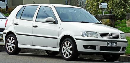 Volkswagen Polo III Restyling 1999 - 2001 Hatchback 5 door #2