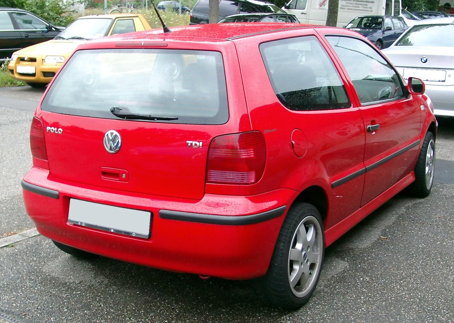 Volkswagen Polo III Restyling 1999 - 2001 Hatchback 5 door #5