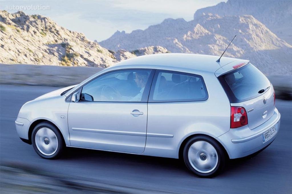 Volkswagen Polo IV 2001 - 2005 Hatchback 3 door #2