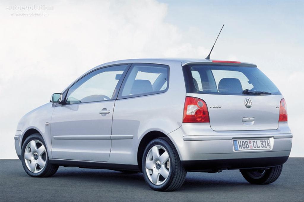 Volkswagen Polo IV 2001 - 2005 Hatchback 3 door #5